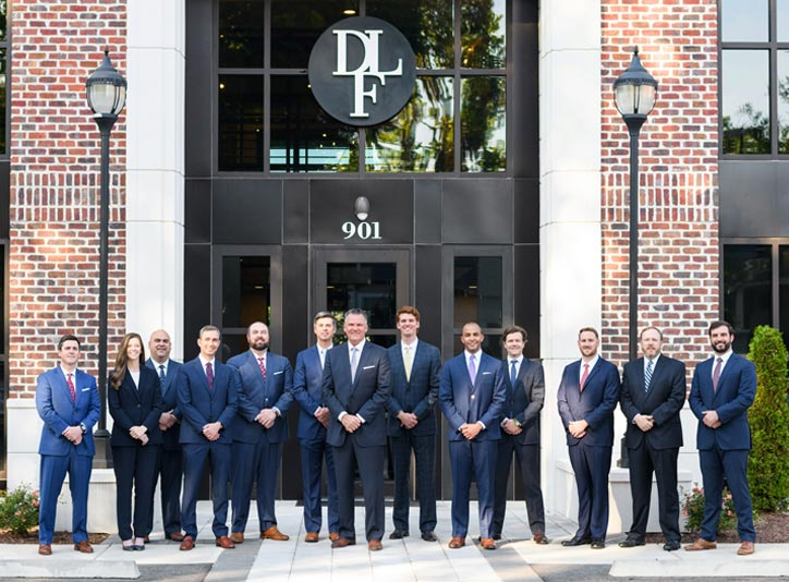 Image of Derrick Law Firm Team